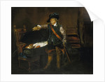 Cromwell Gazing at the Body of Charles I by Corbis