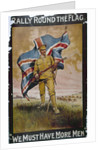 Rally Round the Flag poster by Corbis