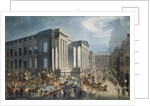 The Royal Mail starting from the General Post Office, St Martin's le Grand, London by Corbis