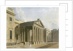 North entrance of the Carlton House, Westminster, London by Corbis