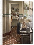The tiled kitchen by Harry Bush