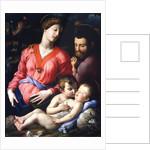 The Madonna Panciatichi by Agnolo Bronzino