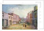 Artists' colony in early Greenwich Village by Corbis