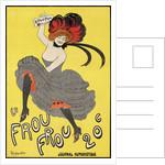 Le Frou Frou poster by Leonetto Cappiello