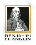 Benjamin Franklin by Corbis