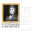Captain James Lawrence by Corbis