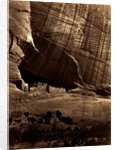 Ancient Ruins in the Canon de Chelle, N.M. by Corbis