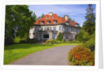 Pittoc Mansion. Portland Oregon. Pacific Northwest. by Corbis