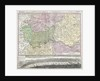 18th century map of London and Its Environs by Corbis