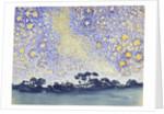Landscape with Stars by Henri-Edmond Cross