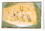 Abstract Trio by Paul Klee