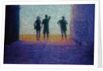 Three people by Corbis