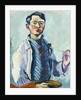 Self-Portrait by Helmuth Macke