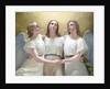 The Three Guardian Angels by Franz Kadlik