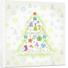 Christmas with tree and decorations by Corbis
