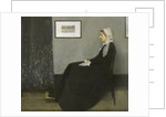 Arrangement in Grey and Black No. 1 by James Abbot McNeill Whistler