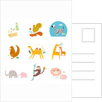 Simple life icon by Corbis