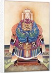 Empress Dowager Cixi of China (1835 – 1908) by Corbis