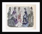Victorian women in December fashions, 1875 by Corbis