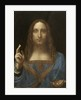 Salvator Mundi attributed to Leonardo da Vinci by Corbis