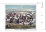 Custer's Last Charge by Corbis