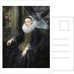 Margareta Snyders by Anthony van Dyck