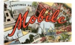 Greetings from Mobile, Alabama by Corbis