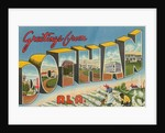 Greetings from Dothan, Alabama by Corbis