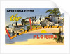 Greetings from the Palm Beaches, Florida by Corbis
