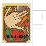 New Jersey travel decal by Corbis