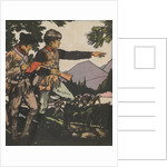 Lewis and Clark by Corbis