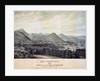 San Francisco Bay in 1850 by Corbis