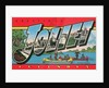 Greetings from Joliet, Illinois by Corbis