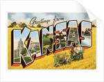 Greetings from Kansas by Corbis