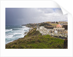 Coastline, Old San Juan, Puerto Rico by Corbis