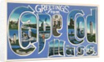 Greetings from Cape Cod, Massachusetts by Corbis