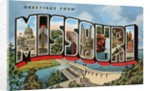 Greetings from Missouri by Corbis