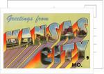 Greetings from Kansas City, Missouri by Corbis
