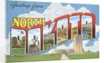 Greetings from North Dakota by Corbis