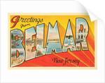 Greetings from Belmar, New Jersey by Corbis