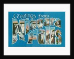 Greetings from Niagara Falls, New York by Corbis