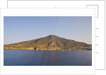 View of Lipari Town, Panarea, Sicily, Italy by Corbis