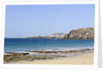 Beach at Papagayo natural Park, Lanzarote, Yaiza, Spain by Corbis