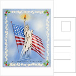 An American Christmas illustration by Corbis