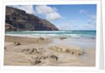 Canteria beach, near Orzola, Lanzarote, Spain by Corbis