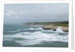 Storm along Porto Torres coastline, Porto Torres, Sardinia, Italy by Corbis