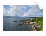 Coastline near Kenmare, Ring of Kerry, Kerry County, Ireland by Corbis