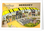 Greetings from Hershey, Pennsylvania by Corbis