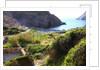 Cosy beach, Cala Fico, San Pietro island, Carloforte, Sardinia, Italy by Corbis