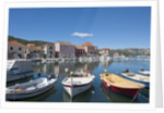 Boats in harbor, Stari Grad, Hvar Island, Croatia by Corbis